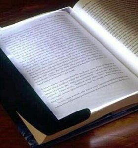 Nano лампа для чтения