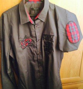 Новая рубашка для подростка