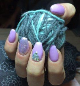 Маникюр|Наращивание ногтей