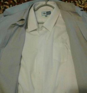 Рубашки 44р