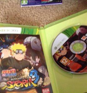 Наруто играна Xbox 360