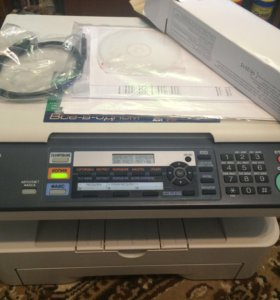 МФУ (принтер,сканер,копир) Panasonic KX-MB763