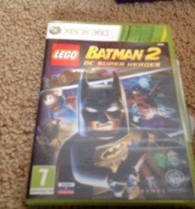 Бэтман 2 игра на Xbox 360