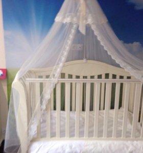 Кровать Bambolina Cleo