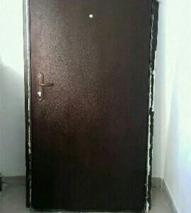 Металлическая входная дверь. Торг