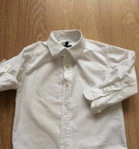 Рубашка на мальчика на 3г