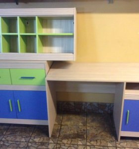 Детская мебель (цена за весь комплект)