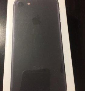 iPhone 7 , black, 128 GB/ Айфон 7, чёрный, 128 ГБ