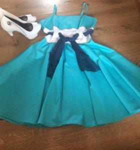 Платье +туфли