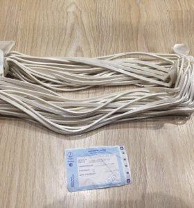 Прокладка клапанной крышки ВАЗ упаковка 25 штук