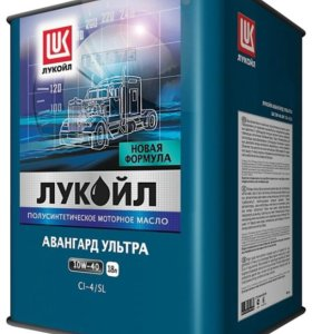 Лукойл 10w 40
