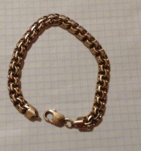 Золотой браслет