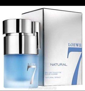 Оригинал. Мужская туалетная вода Loewe 7 natural