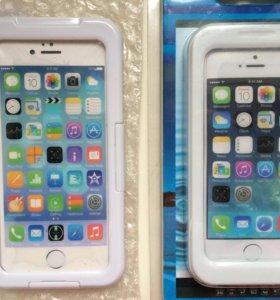 Водонепроницаемые чехлы для айфонов 5 и 6
