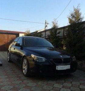 Марка: BMW Модель: 5 серия Год выпуска: 2005 Пр