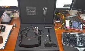 Oculus rift cv1