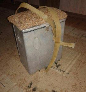 Ящик-сиденье рыбака