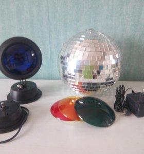 Набор диско шар инволайт involight