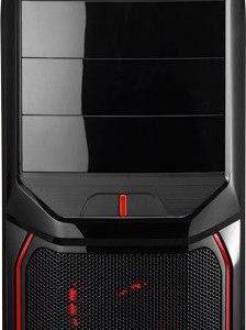 Корпус ATX AeroCool V3X Advanced Devil Red Edition