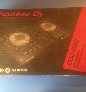 Pioneer DJ DDJ-SB 2