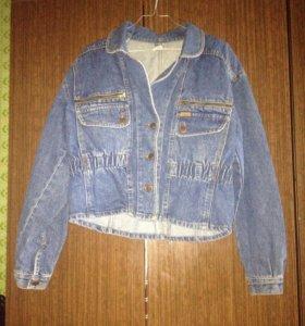 куртка джинсовая (жен)