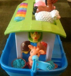 Игрушка Ноев ковчег kiddieland