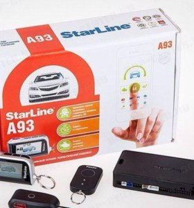 Starline A93 CAN-LIN