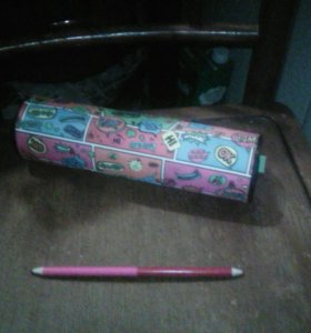 Пенал с карандашом