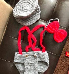 Комплект для фотосессии новорождённых