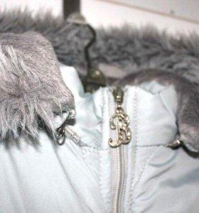 Зимняя куртка для подростка🖤