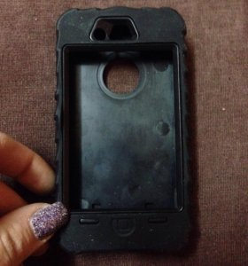 Чехол-Шина на iPhone 4/4s