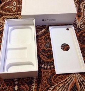 Коробка от iPhone 6