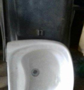 Раковина и ванна