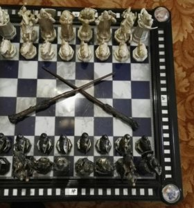 Шахматы серии «Гарри Поттер»