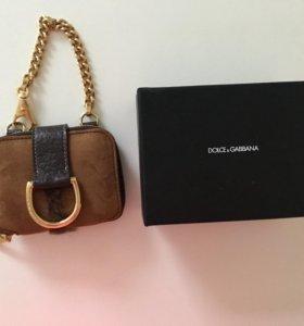 "Сумочка для макияжа ""Dolce&Gabbana"""
