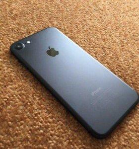 Айфон 7 black