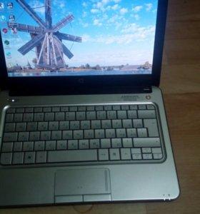 Ноутбук Hp Compaq Mini 311c