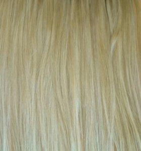 Волосы для капсульного наращивания
