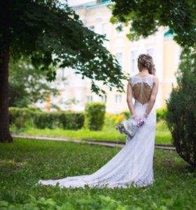 Свадебные платье и не только