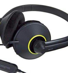 Наушники с микрофоном Creative HS-450