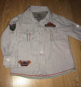 Рубашка для мальчика Rebel