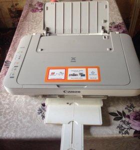 Продам 2 принтера 3в1( сканер принтер ксерокс)