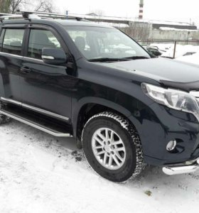 Toyota Land Cruiser Prado 150 3.0 AT, 2014 гв