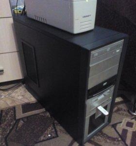 Компьютер в сборе!