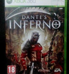 Dante's inferno на Xbox360