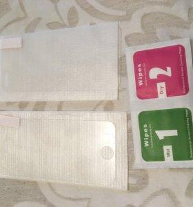 Стекла на IPhone 5, 5C, 5S, SE