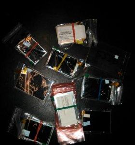 Запчасти для старых мобильных телефонов.