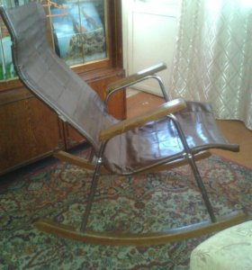 Кресло кочалка