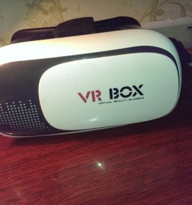 Очки виртуальной реальности ( VR BOX )