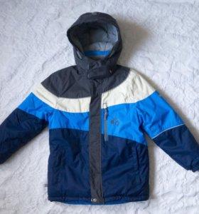 Зимняя куртка Huppa 128 р-р